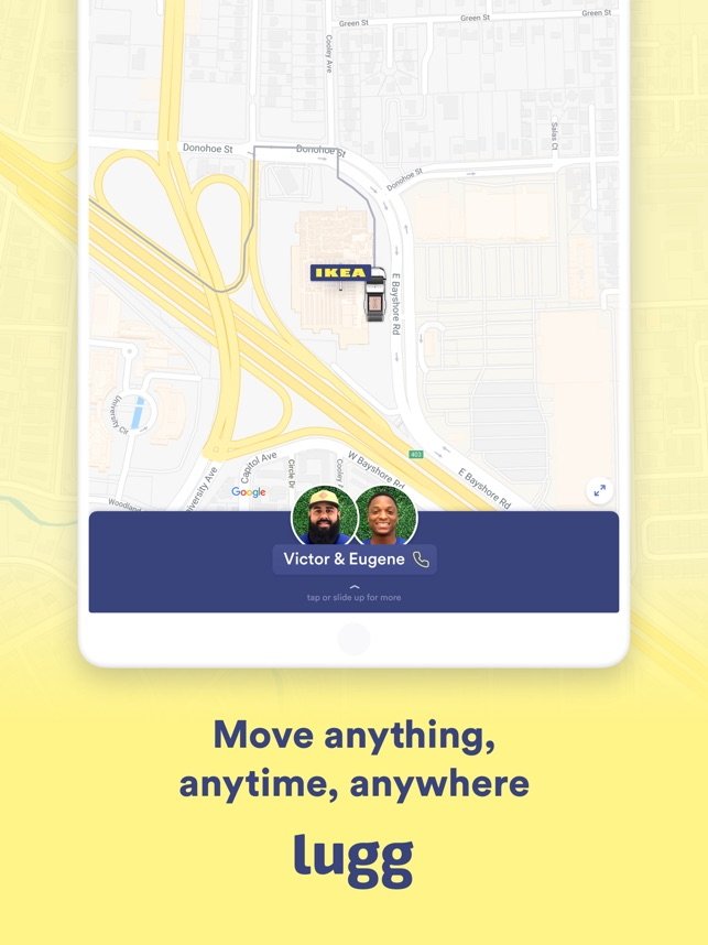 Lugg - Moving & Delivery on the App Store