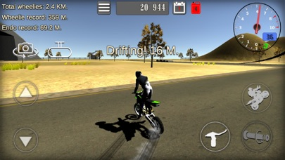 Wheelie King 3D free Coins and Gas hack