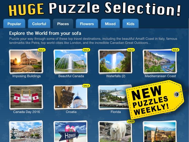 Jigsaw Box Puzzles screenshot-3