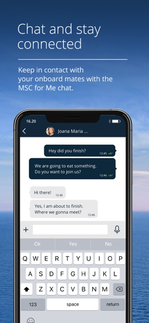 MSC for Me on the App Store
