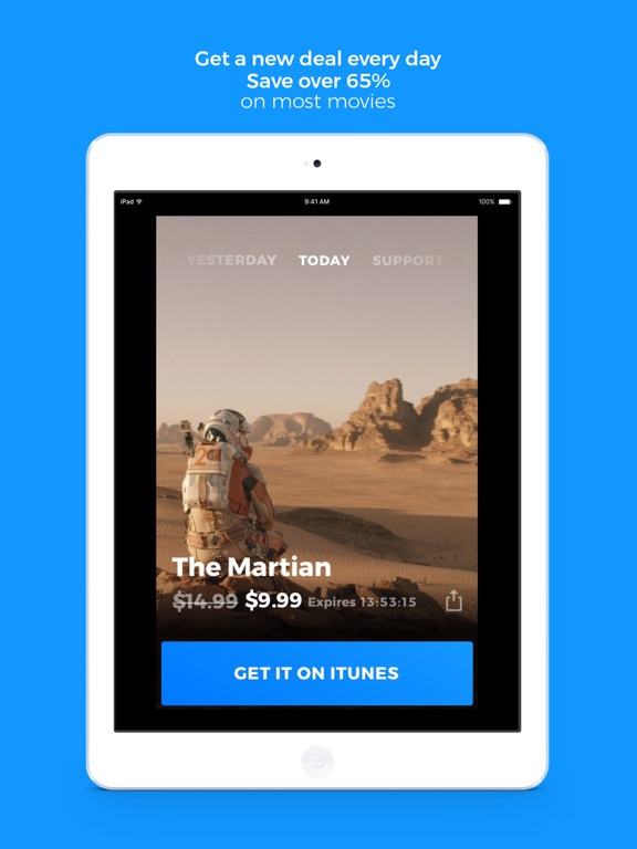 Movie Of The Day! | App Price Drops