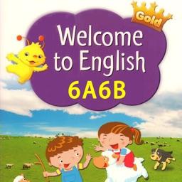 香港小学英语六年级上下册 - Gold升级版6A6B