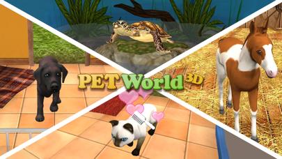 Herunterladen Pet World - Mein Tierheim für Android