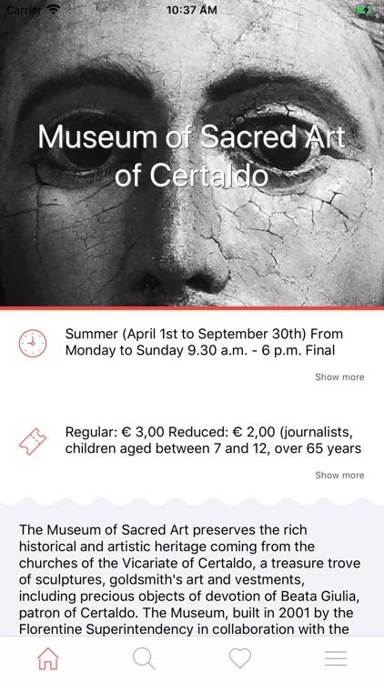 Museum of Sacred Art Certaldo