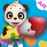 猫小智AR画画游戏-儿童涂鸦涂色画画板
