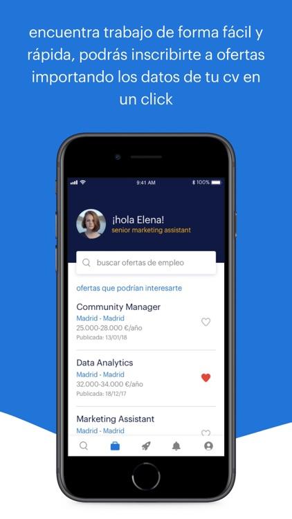 Randstad España: Buscar Empleo screenshot-5
