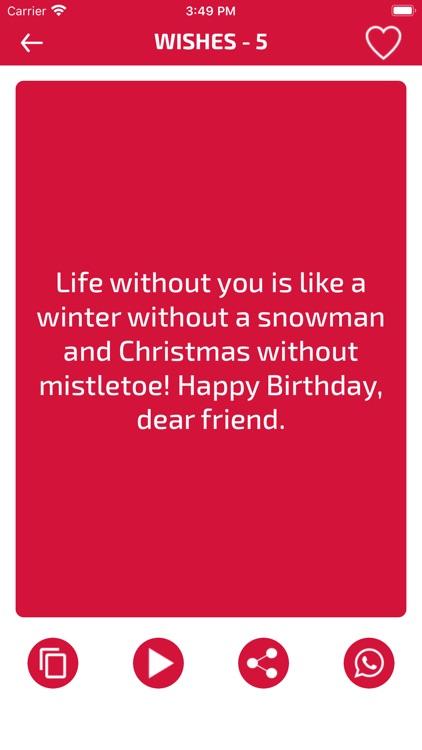 Birthday Wishes & Cards screenshot-9