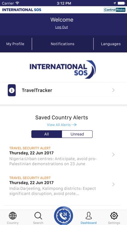 International SOS Assistance