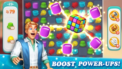 Dream Home Match 3 Puzzles Gam screenshot 3