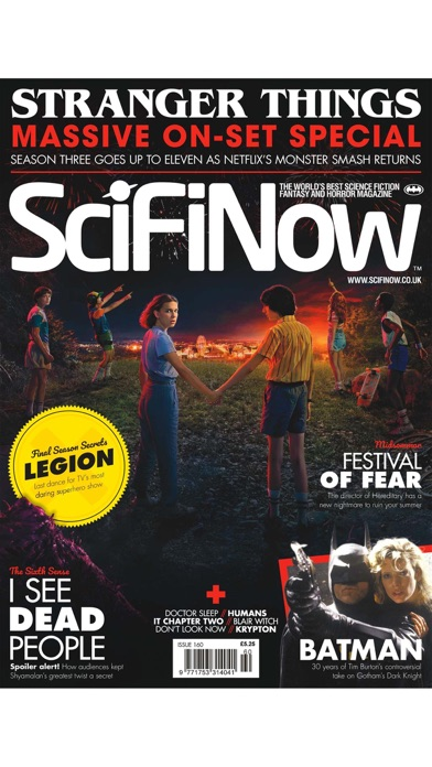 download SciFiNow apps 7