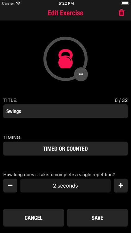 Streaks Workout screenshot-4