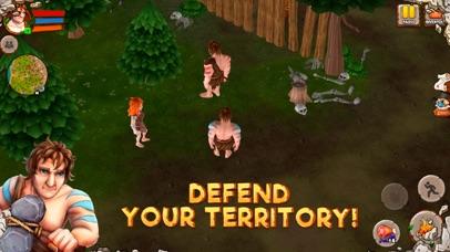 Caveman Island Survival Sim 3D-2