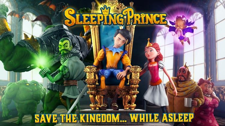 The Sleeping Prince - GameClub screenshot-3