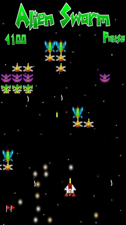 Alien Swarm arcade game