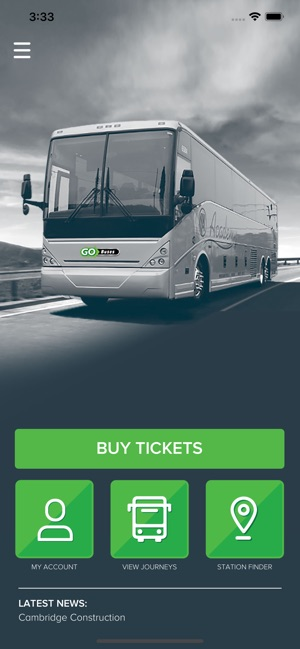 Go Buses on the App Store