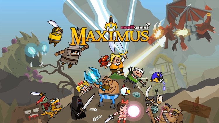 Maximus - the Sword of Dawn screenshot-4
