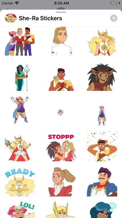She-Ra Stickers screenshot-3