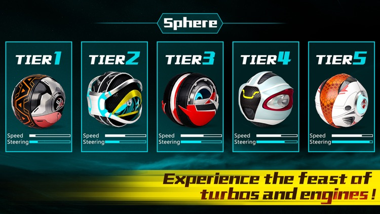 GyroSphere Evolution!