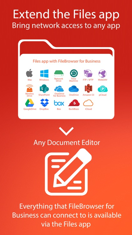 FileBrowser for Business screenshot-5