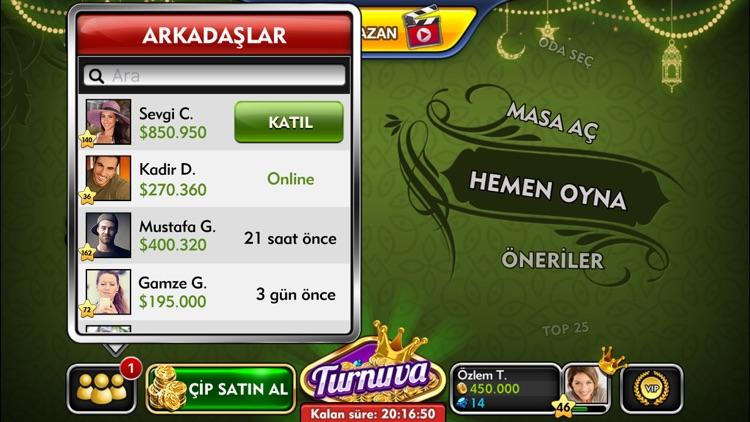 Çanak Okey Plus screenshot-0