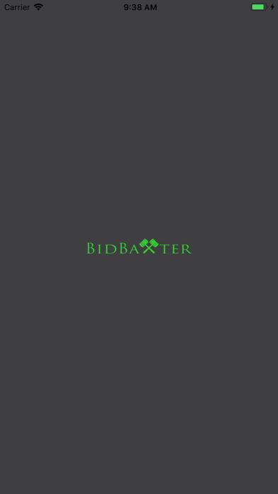 点击获取BidBaxter