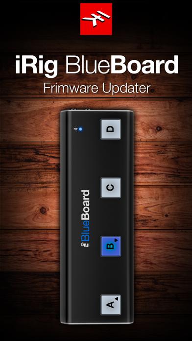 iRig BlueBoard Updater screenshot 1