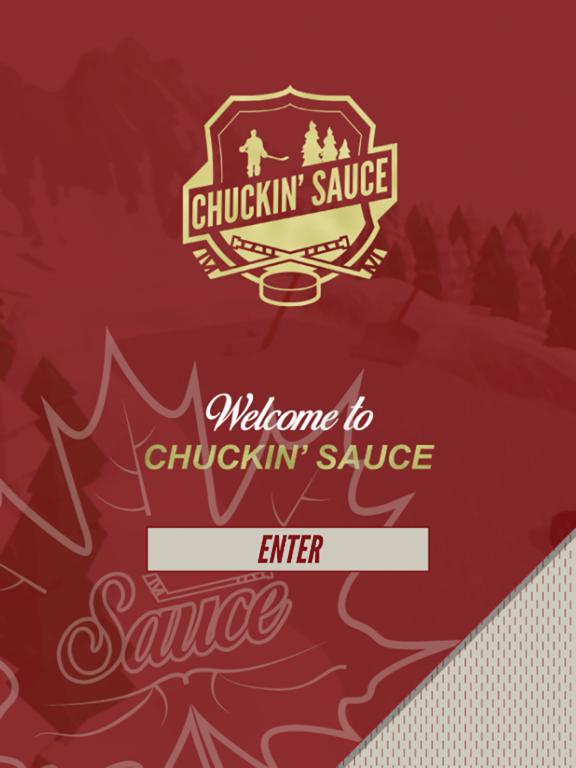 Chuckin Sauce screenshot 1