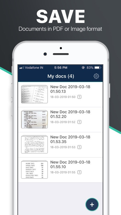 Scanner App - Document Scan screenshot-5