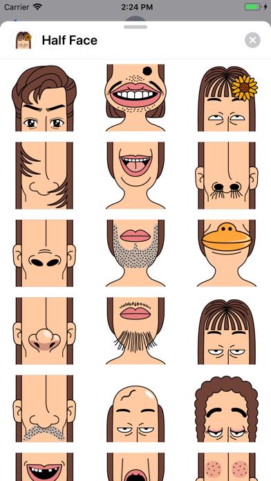 Half - Face screenshot 1