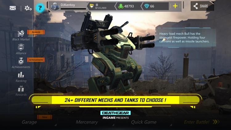 DeathGear-Arena screenshot-4