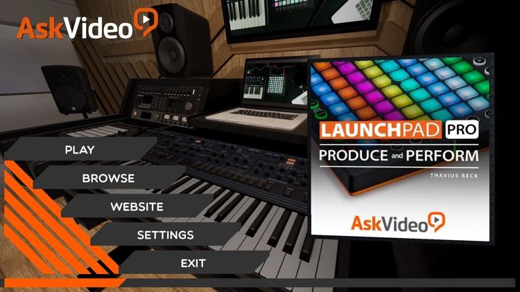 Launchpad Pro Course by AV 101