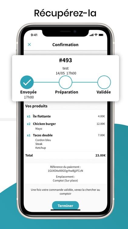 Orderoo : Order quickly screenshot-4