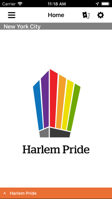 Harlem Pride screenshot one