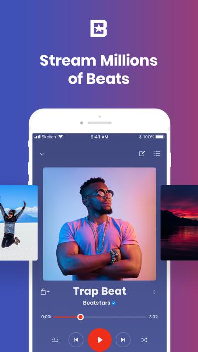 BeatStars - Instrumental Beats by com beatstars mobile (iOS