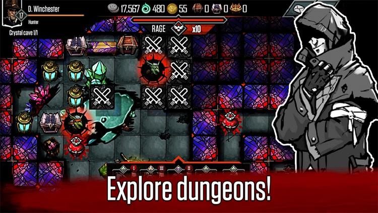 Evilibrium: Soul Hunters RPG screenshot-3