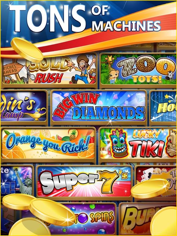 Big Win Slots™ - All New, Las Vegas Strip Casino Slot Machines screenshot