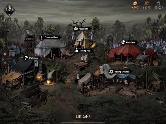 Thronebreaker screenshot 11