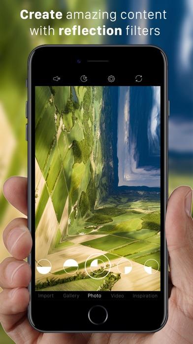 Mirror - Photo & Video Editor - App Download - App Store | iOS Apps