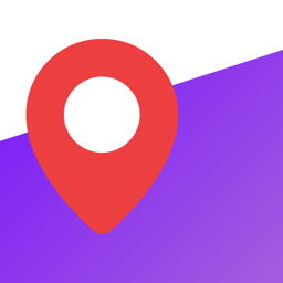 Ícone do app Everpin - Private Map Journal