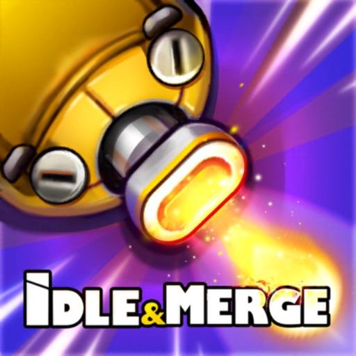 Cybershock : TD Idle & Merge