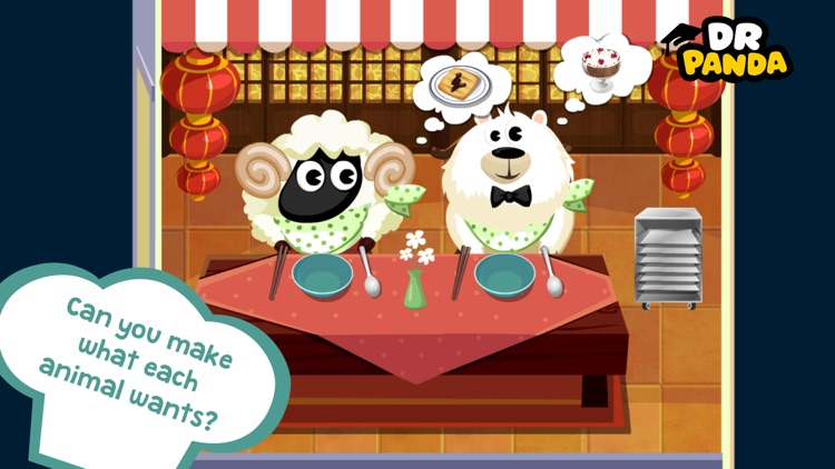 Dr. Panda Restaurant screenshot-0