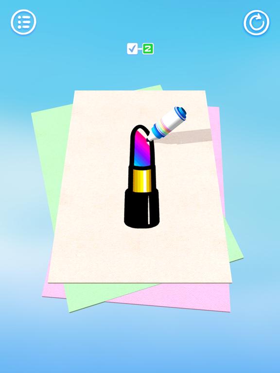 Раскраска Без Забот на iPad