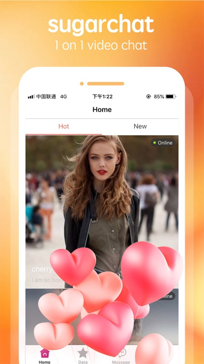 SugarChat - Live video chat