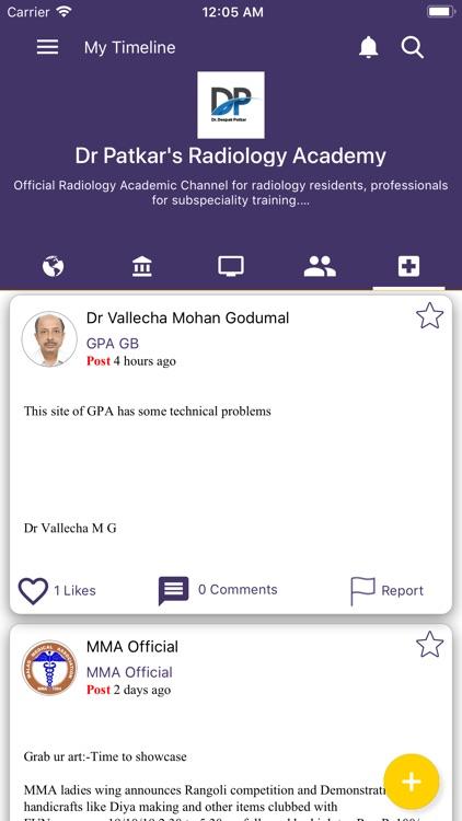 Dr Patkar's Radiology screenshot-3