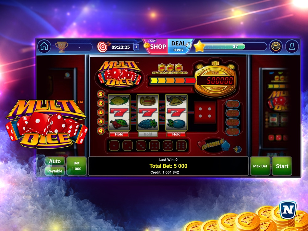 Free Slots For Ipad No Download