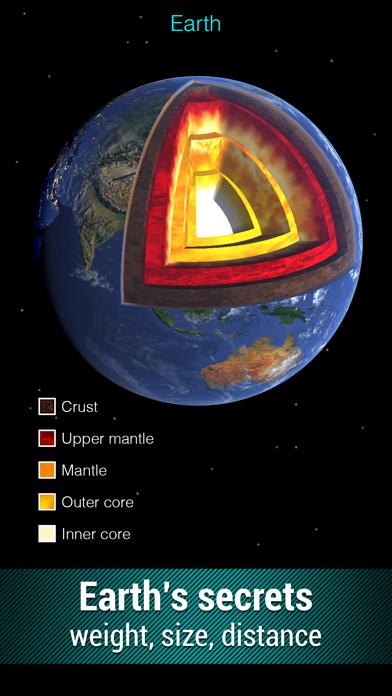 Solar Walk - Planets Explorer Screenshots