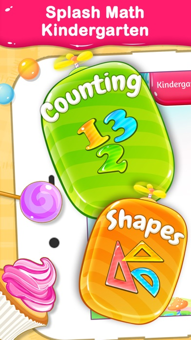 Kindergarten Learning Games 3+ screenshot 1