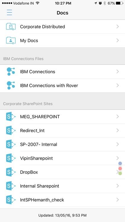 IBM MaaS360 screenshot-3
