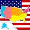 USA States Map Puzzle