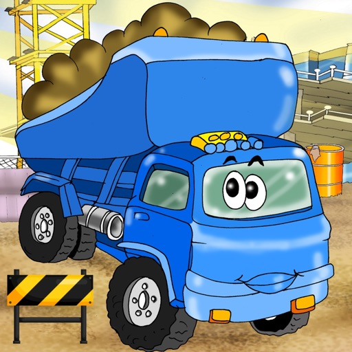Truck Games for Kids Toddlers'